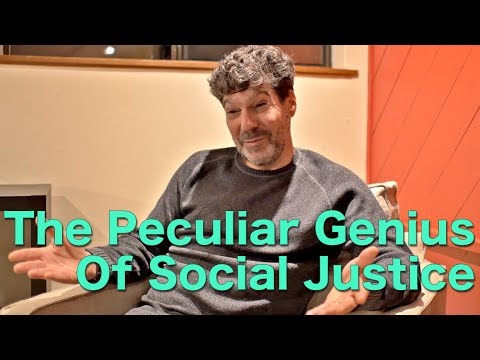 Bret Weinstein on the Peculiar Genius of Social Justice