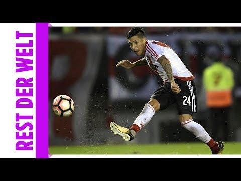 Gaucho-Bomber mit 80-Meter-Solo-Show    Copa Libertadores