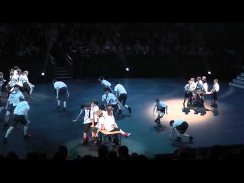 Dance proms 2014 Bad Education (Aberdeen group)