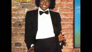 Michael Jackson - Sunset Driver (Demo) (Unreleased Track Off The Wall Session)