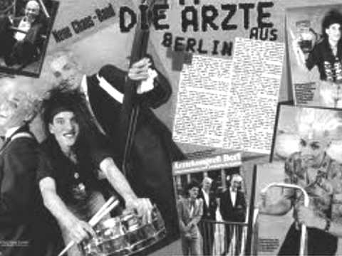 die rzte live in berlin 1984 bootleg youtube. Black Bedroom Furniture Sets. Home Design Ideas