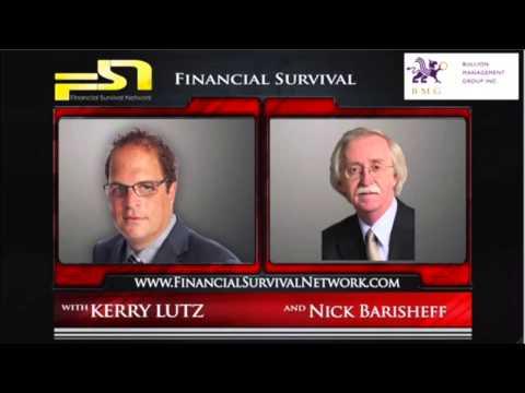 Nick Barisheff--Gold $10,000-Getting Closer