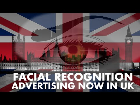 facial recognition advertising