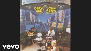 Daryl Hall & John Oates - Rich Girl (Audio)