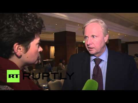 BP Chief Executive on how oil price will play out