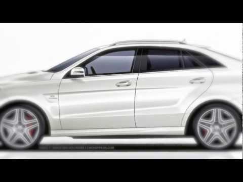 Mercedes-Benz MLC : the future SUV Coupé