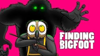 Finding Bigfoot Смешные моменты (перевод) - Снежный человек (VanossGaming)
