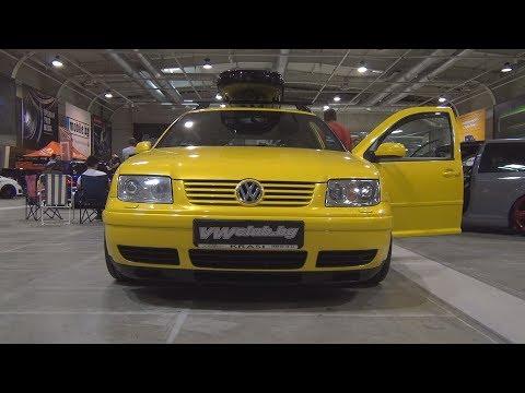 Volkswagen Bora (2001) Exterior and Interior