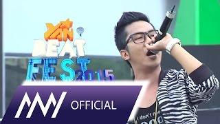 hoang rapper - lac keu yan beatfest 2015