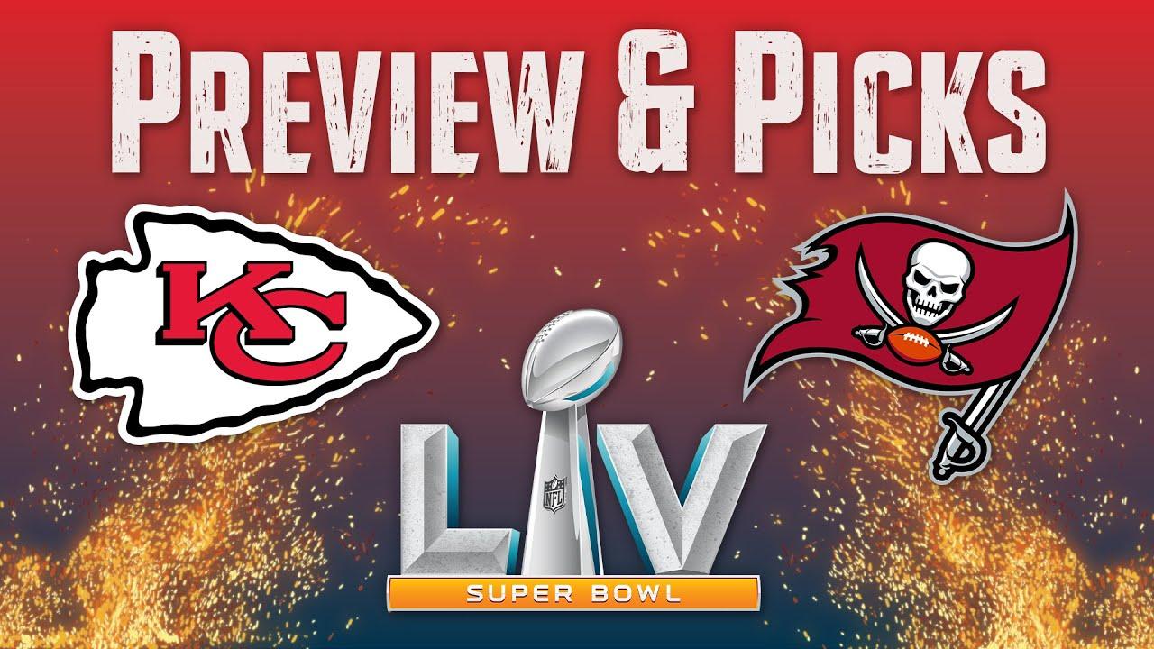 super bowl lv preview game picks