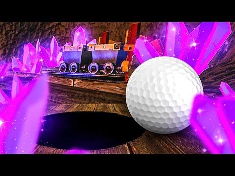 THE MINES RAGE! (Golf It!)