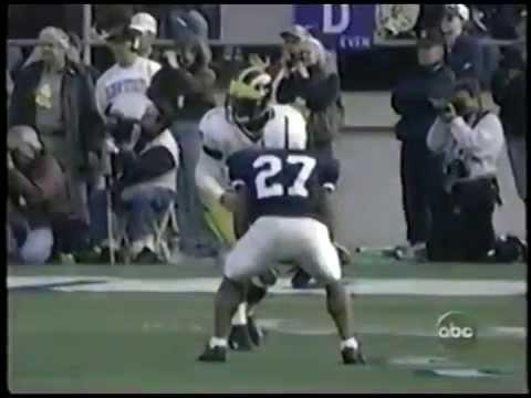 1999 Michigan at Penn St.