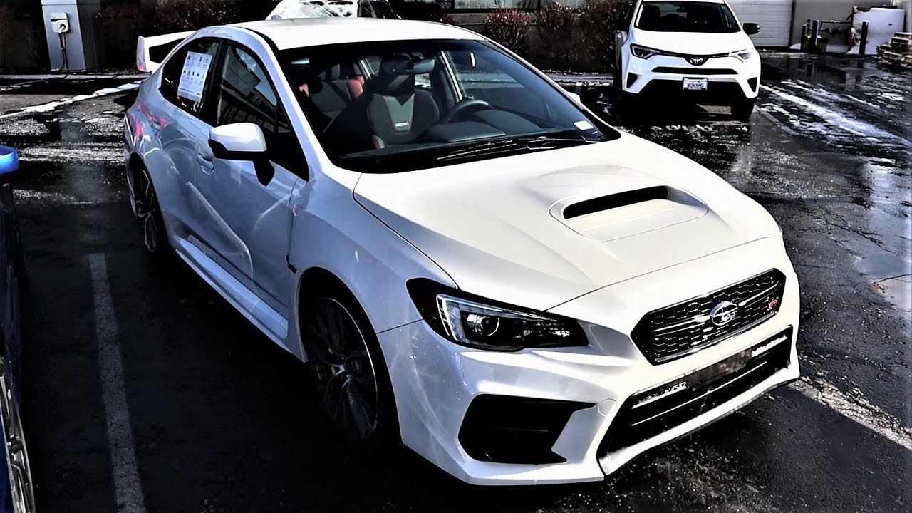 2020 subaru wrx sti limited: is the sti in need of a
