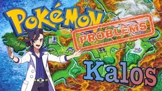 Top 6 Pokemon Problems with the Kalos Region