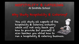 Hospitality & Catering | Year 8 Options | 2021