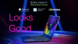 Razer Blade Stealth 13 2019 is Looking the Goods Whiskey Lake