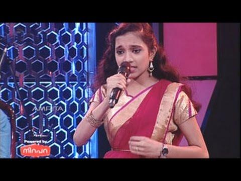 Sonica Singing - Azhagu Malar Aada Song From Vaidehi Kathirunthal