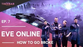 4 billion ISK scam on margin trading, items giveaway and stream announcement for EVE Online