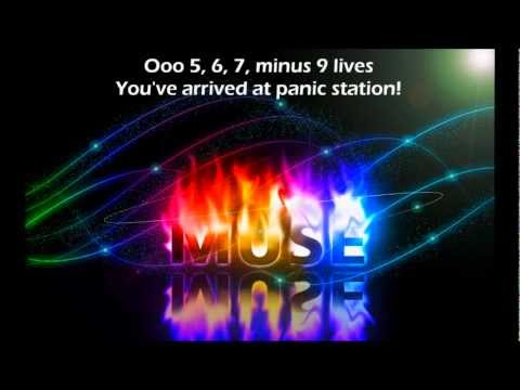 Muse - Panic Station Lyrics