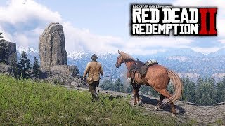 Red Dead Redemption 2 - HUGE INFO! New Gameplay, Full Map & Weapons LEAKED, Side Activities & Online