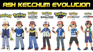 Evolution of Ash Ketchum's Hat in Pokemon Anime (Pokemon Coco Movie 2020 Update)