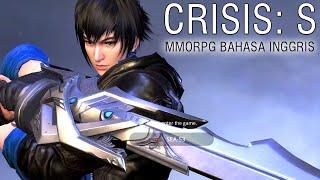 MMORPG Ringan di Playstore Indonesia - Crisis: S (Android)
