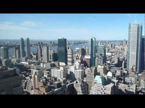 One Penn Plaza - 46th Floor - Sublet Space Tour