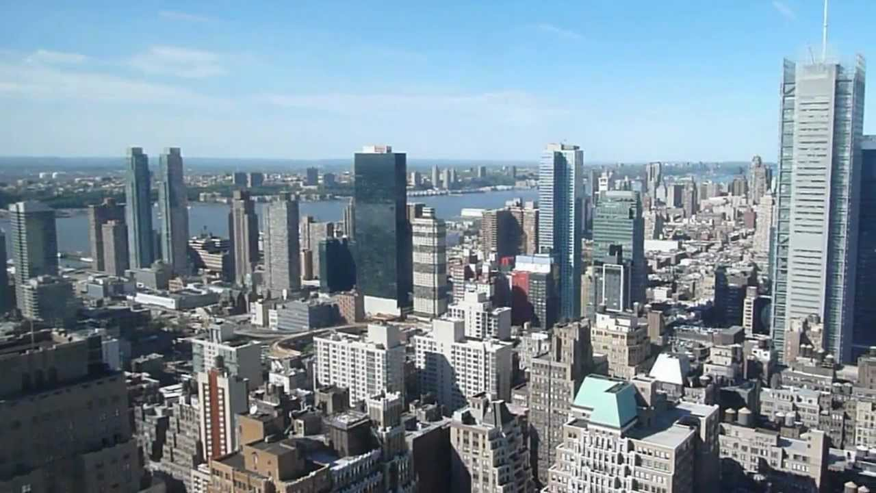 One penn plaza 46th floor sublet space tour youtube for 140 broadway 46th floor new york ny 10005