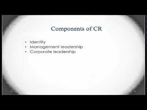 Corporate reputation management: the Kobe symposium