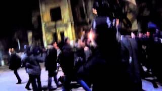 Как гнали Порошенко от ВС Крыма до Вокзала(Порошенко гонят от Верховного Совета Крыма в сторону вокзала - 28 февраля 2014., 2014-03-01T18:28:29.000Z)