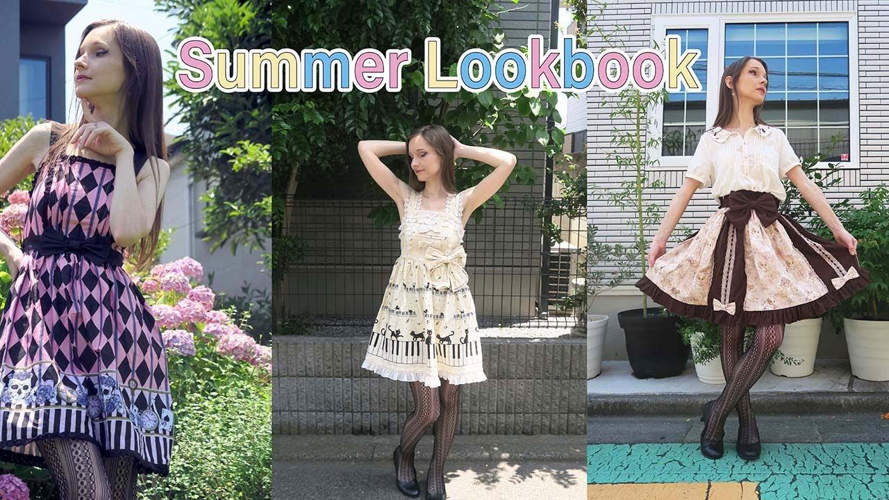 SUMMER LOOKBOOK – Harajuku Edition