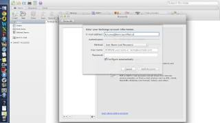 Setting Up MS Outlook on MacBook Pro