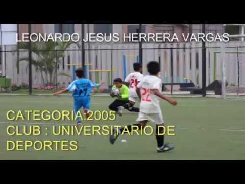 Leonardo jesus herrera vargas entrenamiento 3