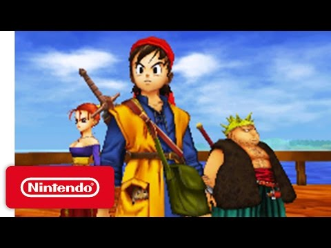 Save Dragon Quest VIII: Journey of the Cursed King Launch Trailer Screenshots