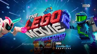 HBO Asia | The Lego Movie 2: The Second Part Trailer