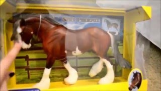 breyer unboxing and review  sbh phoenix