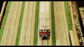 """【名南模型鉄道倶楽部】RENFE(スペイン国鉄)Class 353+TEE """"Catalan Talgo"""""""