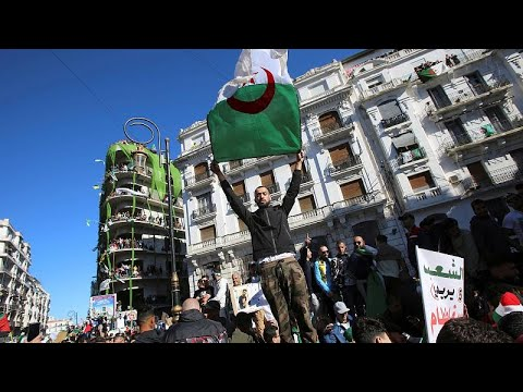 euronews (en français): Algérie : le régime maintient le cap malgré la révolte qui monte