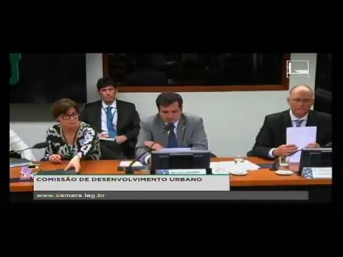 DESENVOLVIMENTO URBANO - Reunião Deliberativa - 16/08/2017 - 10:18