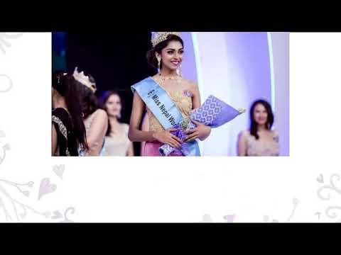 Bio graphy of Miss Nepal World