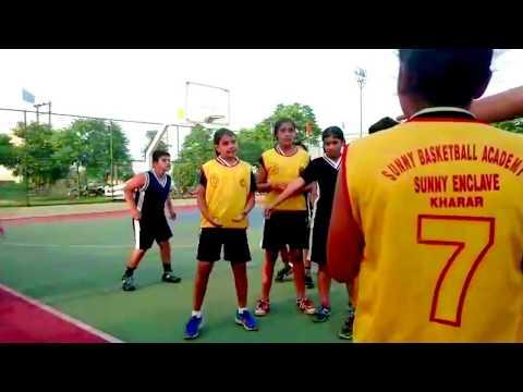 Basketball Match Kids |