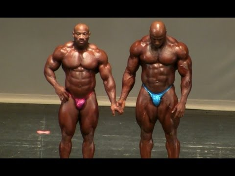 Dexter Jackson Wins The 2012 Master Mr Olympia