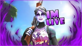 "🔴TRIO ARENA! // FORTNITE BATTLE ROYALE // CREATOR CODE ""Qlez"""