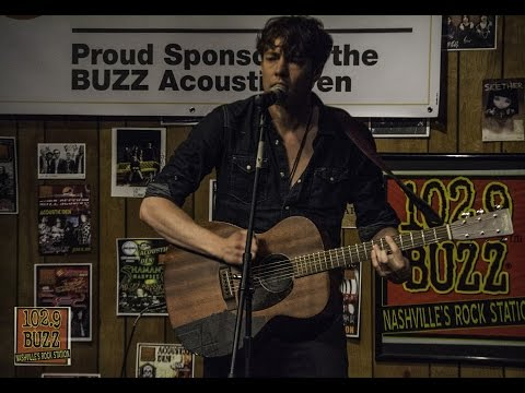 102.9 The Buzz: Acoustic Session: Barns Courtney - Fire