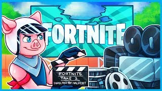BONUS REEL FOOTAGE in Fortnite: Battle Royale! (Fortnite Funny Moments & Fails)
