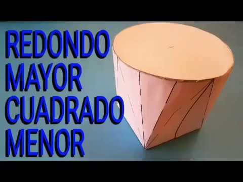 REDONDO MAYOR CUADRADO MENOR - YouTube