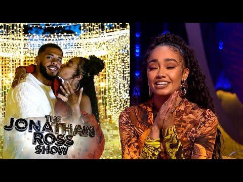 Little Mix Talk Lockdown Romances & Proposals | The Jonathan Ross Show