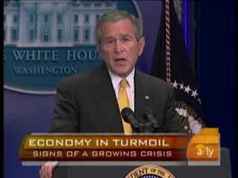 U.S. Economy In Turmoil