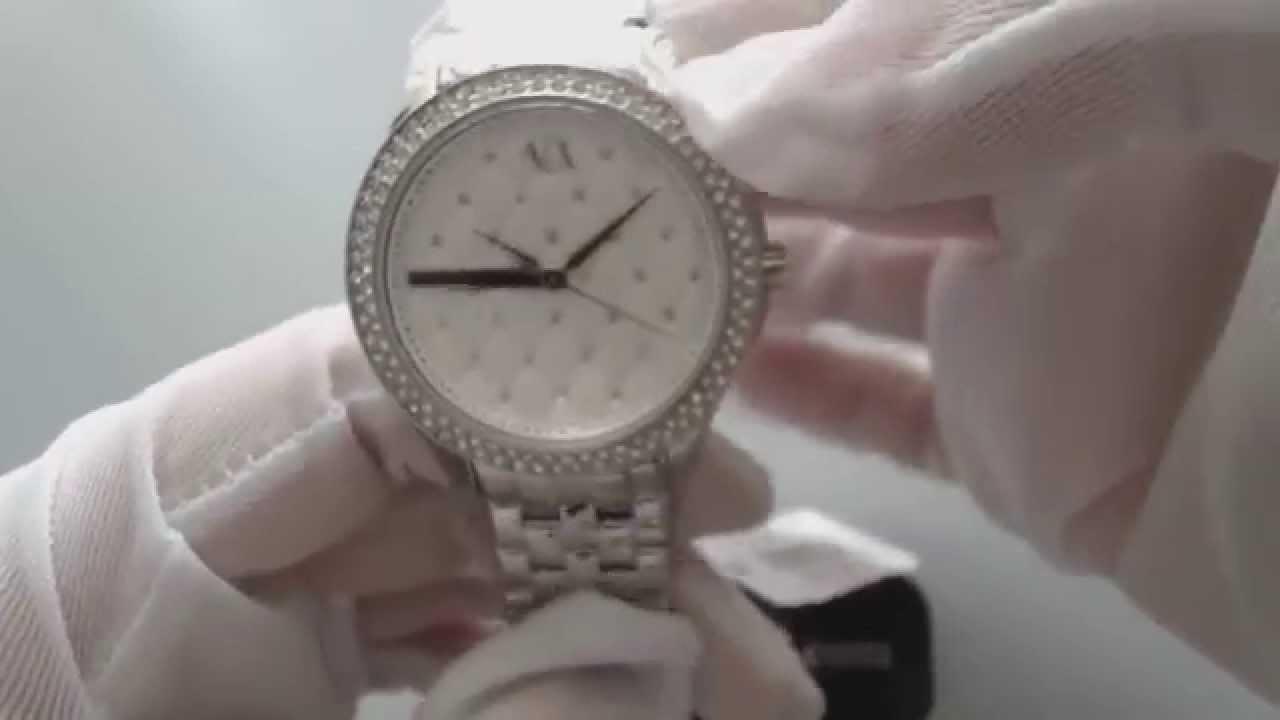 Exchange Hampton Crystallized Women's Armani Watch Ax5215 9IWEDH2Y