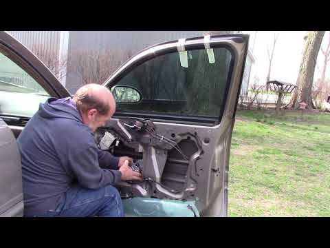 2003 Buick Lesabre Power Window Regulator Repair